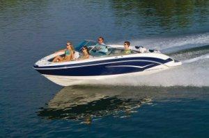 Chaparral Bowrider 223 VR Vortex Jet Boat