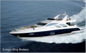 Azimut 98 Motor Yacht