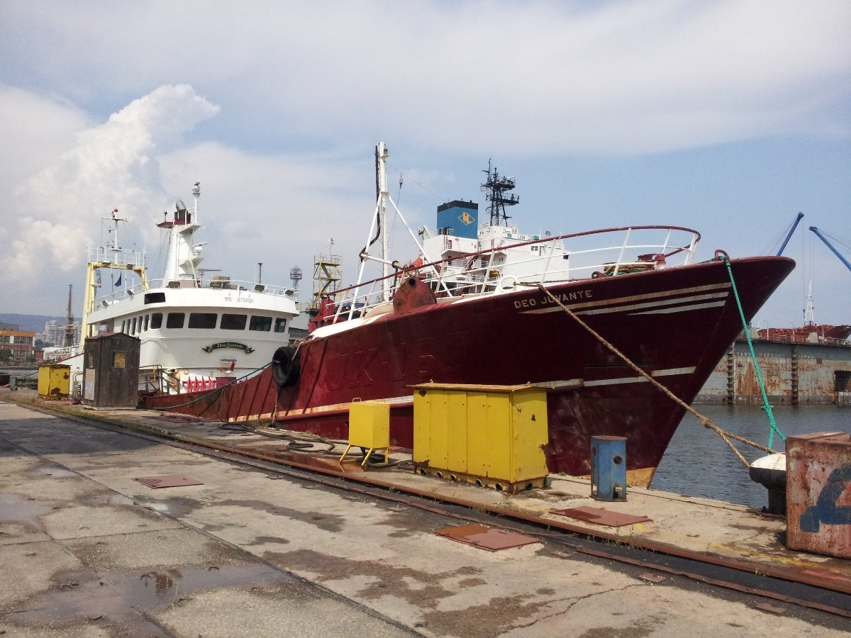 45m Utility Vessel for Sale or Charter