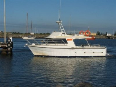 Gavin Mair Charter CHARTER/FISHING VESSEL BUSINESS