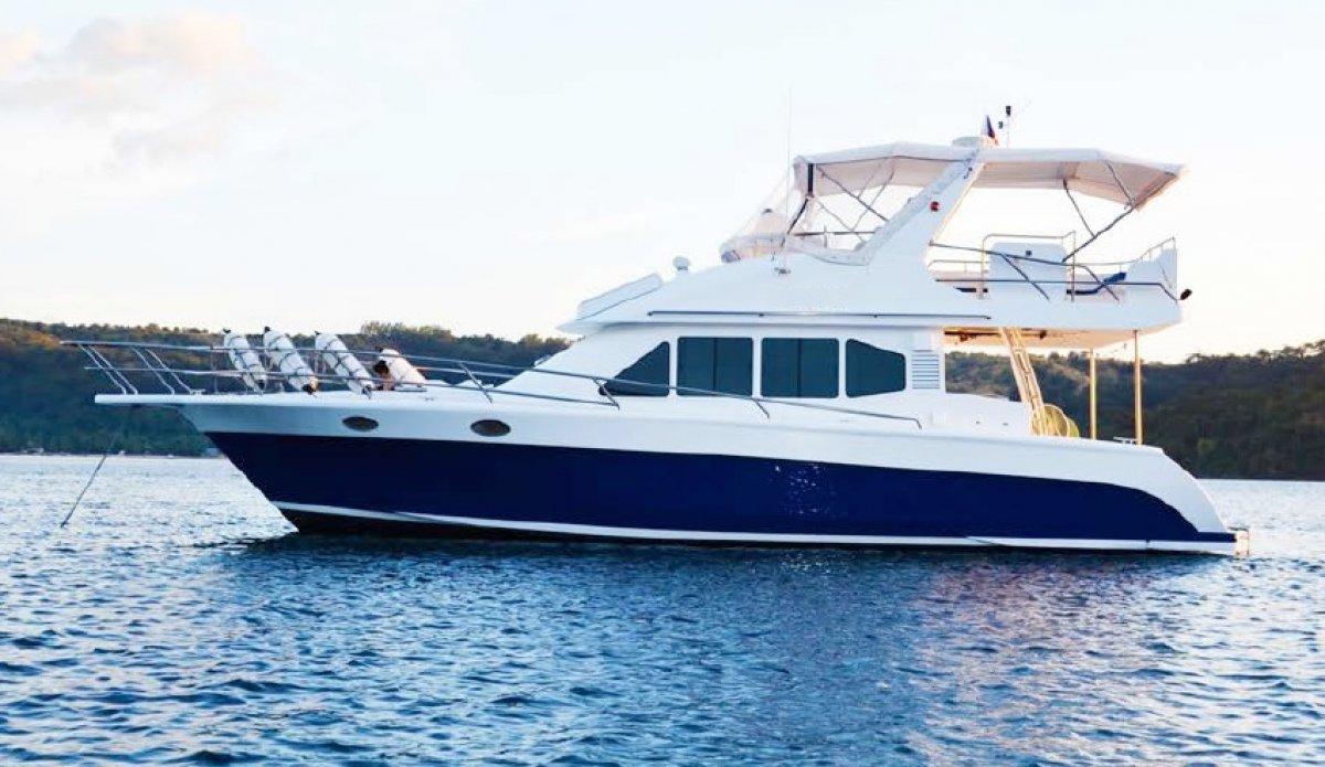 Custom 15m Motor Yacht
