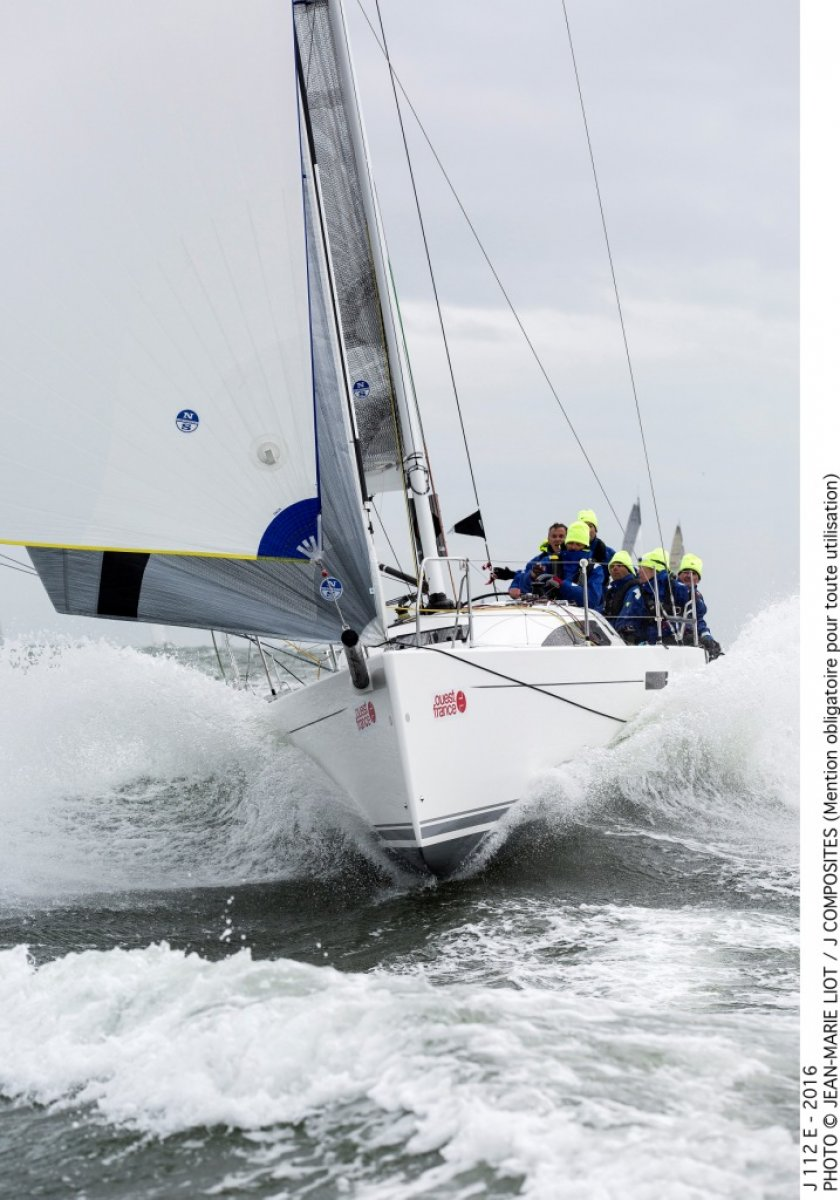 J Boats J/112e - New 36ft cruiser/racer
