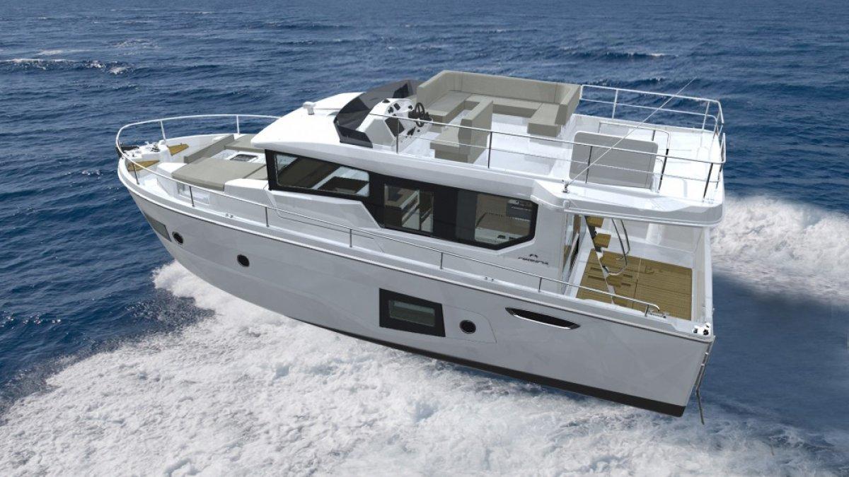 Cranchi Eco Trawler 40 Long Distance