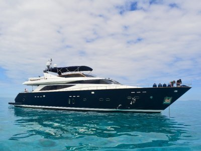 Guy Couach 28m Long Range Motor Yacht