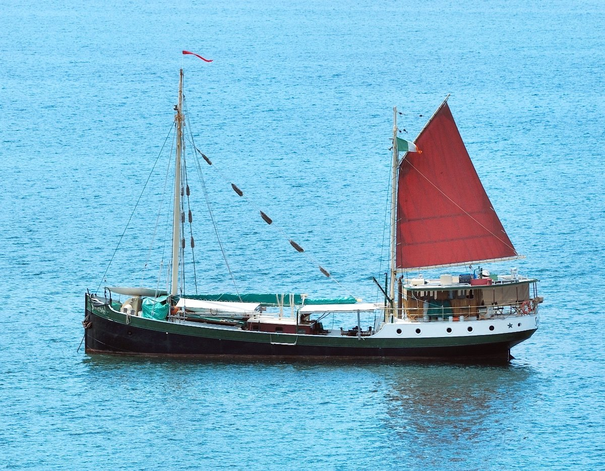 Sindbad -78ft Motor Sailing Ketch - PRICE SLASHED!