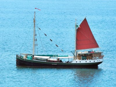 Sindbad -78ft Motor Sailing - PRICE SLASHED AGAIN