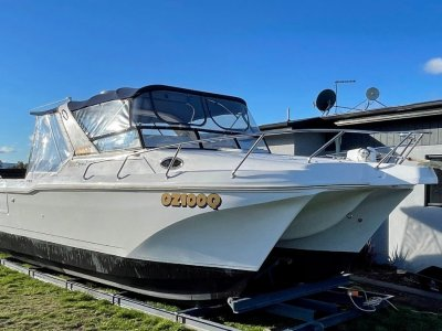 Ozycat Spirit 790