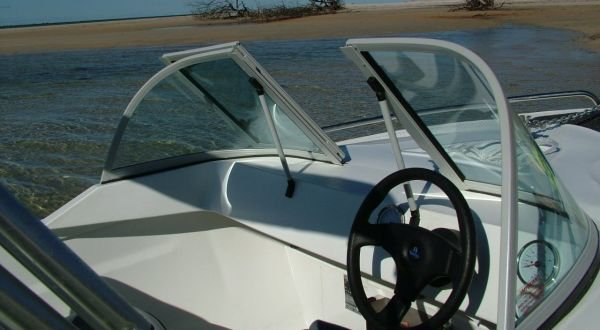 New Polycraft 4.50 Drifter Runabout