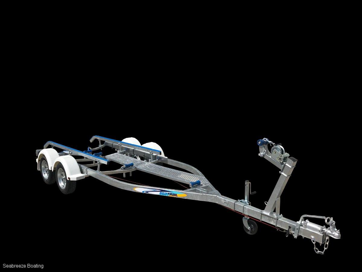 Boat Trailer AL5.4m Tandem