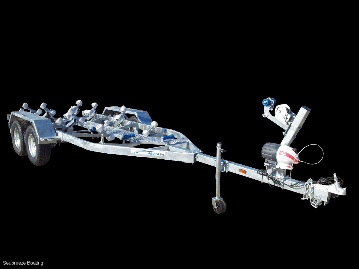 Boat Trailer 6.4m 3500kg ATM