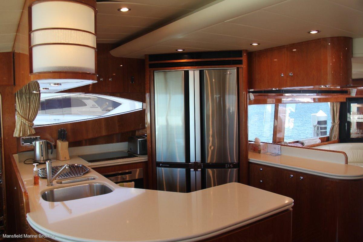 Horizon Yacht E73