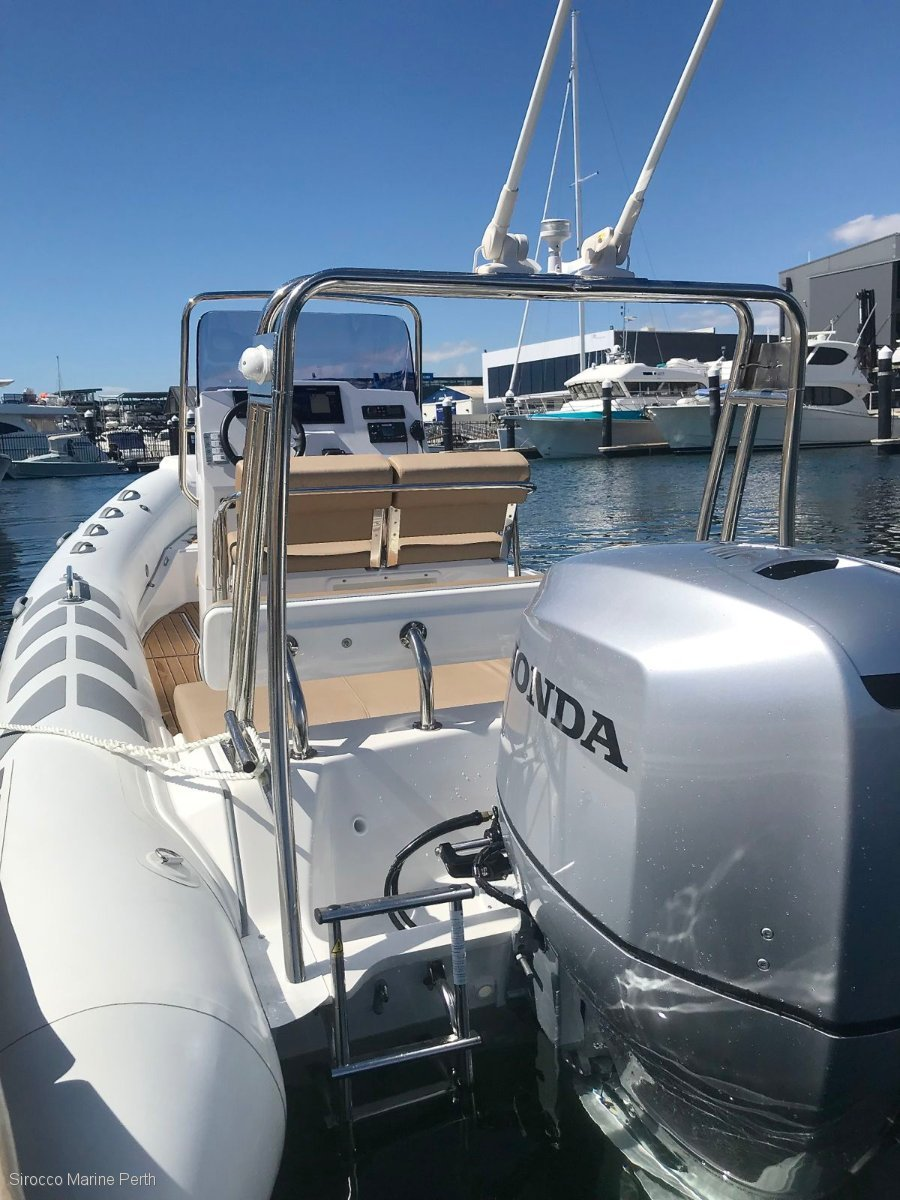 Brig Navigator 610 Rigid Inflatable Tender RIB (IN STOCK)