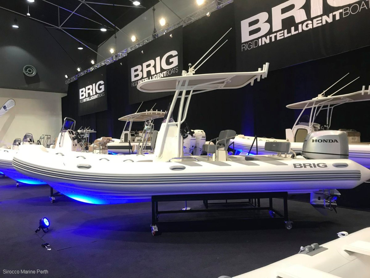 Brig Navigator 610 Rigid Inflatable Tender (IN STOCK) RIB