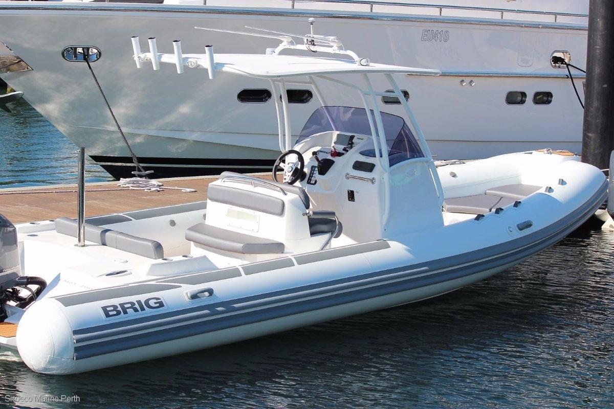 Brig Eagle 780 Rigid Inflatable (RIB) IN STOCK