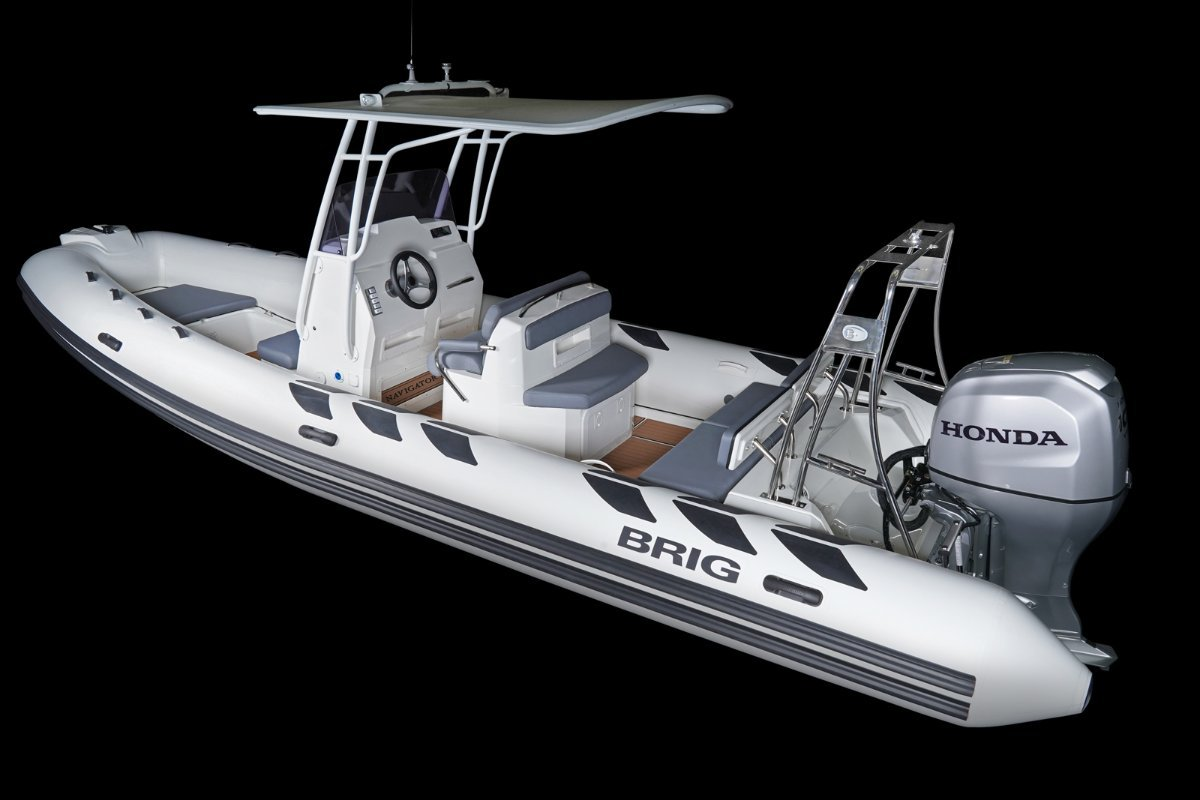 Brig Navigator 730 Rigid Inflatable (RIB)