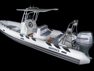 Brig Navigator 730 Rigid Inflatable (RIB) - IN STOCK