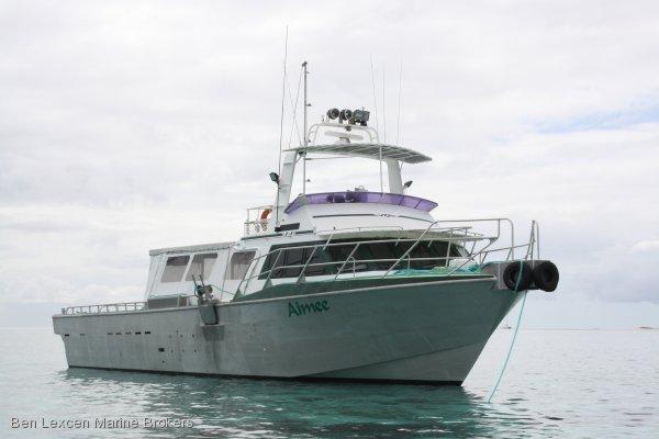 Millman CHARTER/FISHING VESSEL