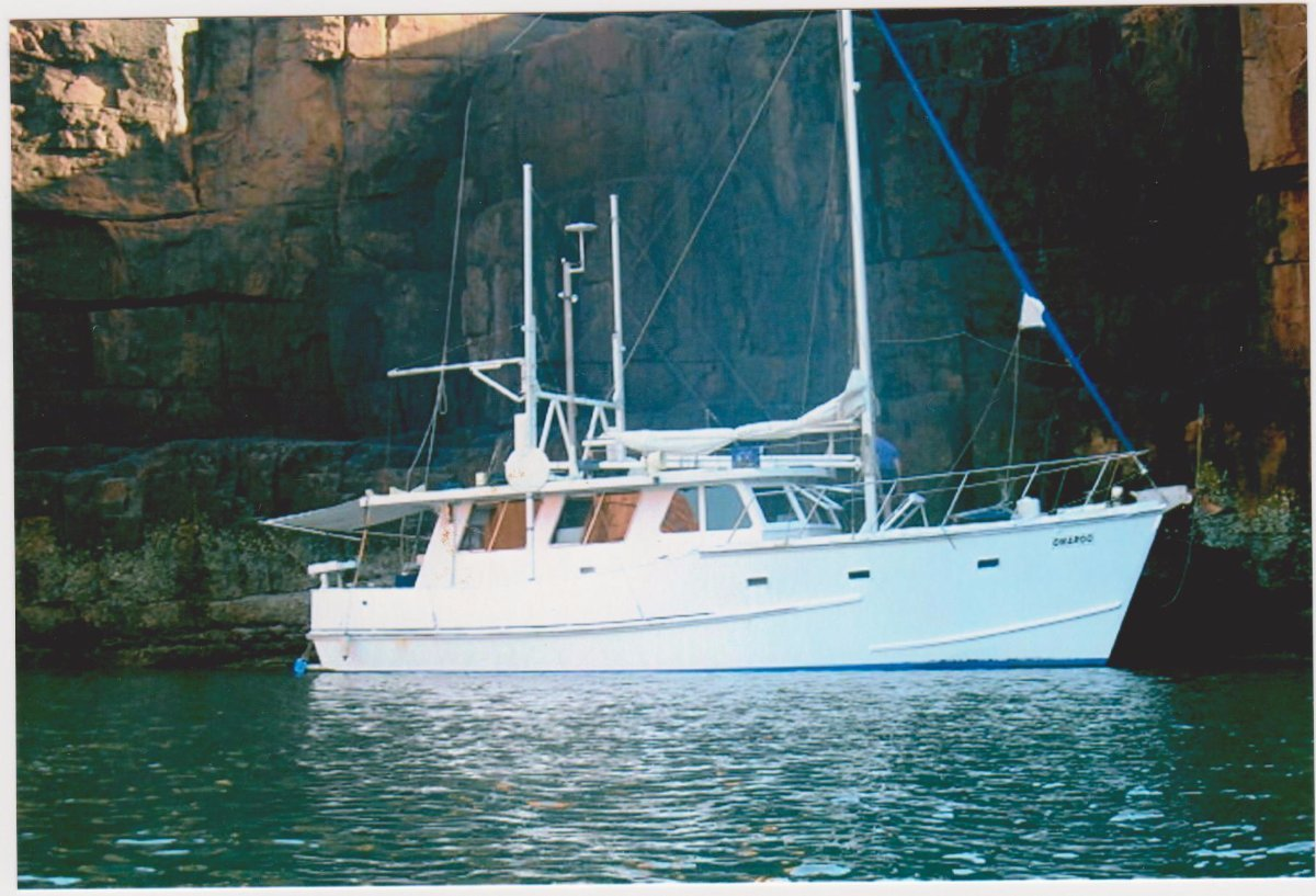 Mckenzie 42ft Australian Registered Ship