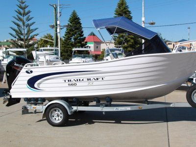 New Trailcraft 560 Runabout
