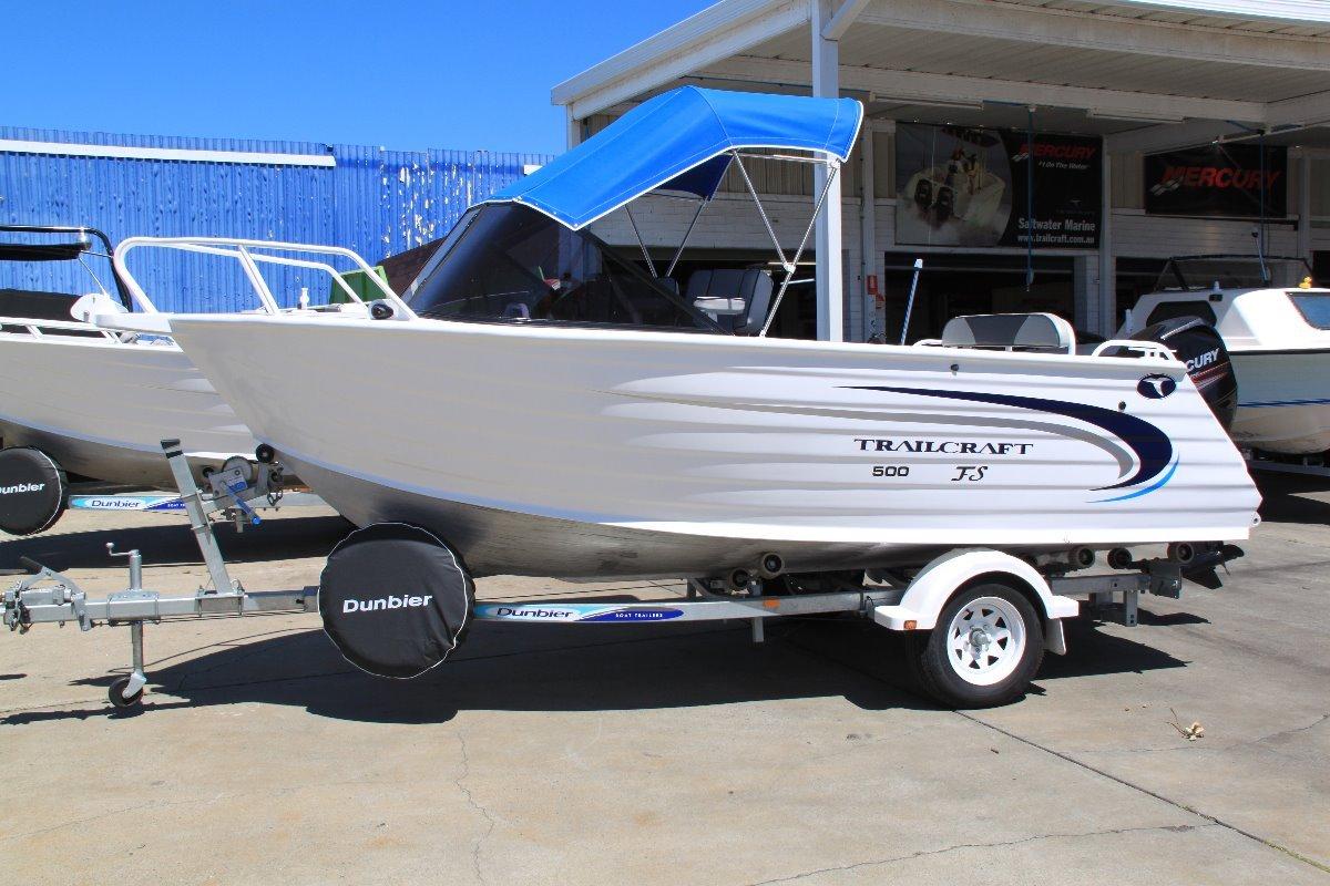 Trailcraft 500 Runabout