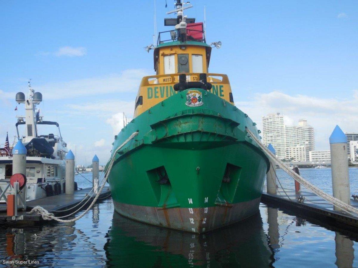 Ocean going tug boat