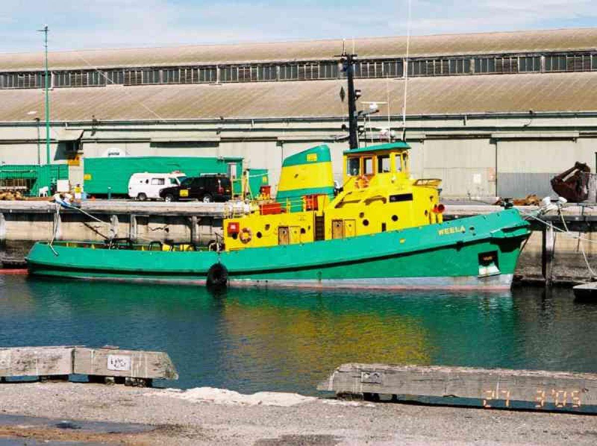 Adelaide Ship Construction Ocean Going Rescue Tug/Expedition Conversion