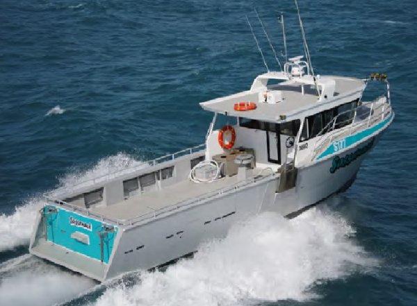 New KITS - Alloy Passenger Vessels