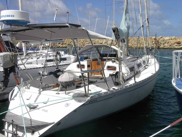 Jeanneau Sunshine 38 (SOLD)