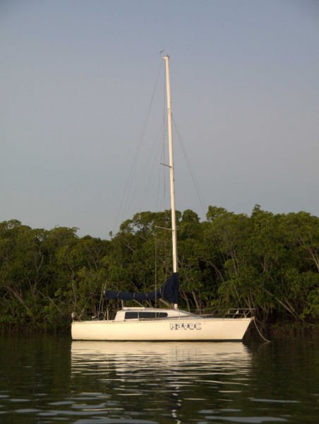 Swarbrick S80 ready to race or weekend cruise
