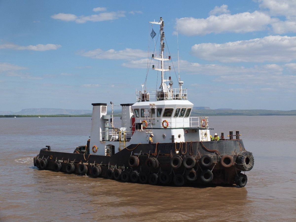 26m 20TBP Twin Screw Tug