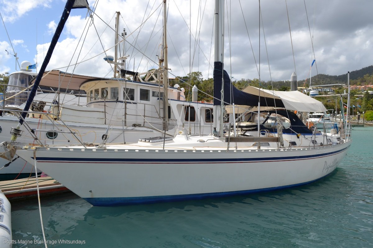 Monte Carlo 43 LONG DISTANCE CRUISING SLOOP