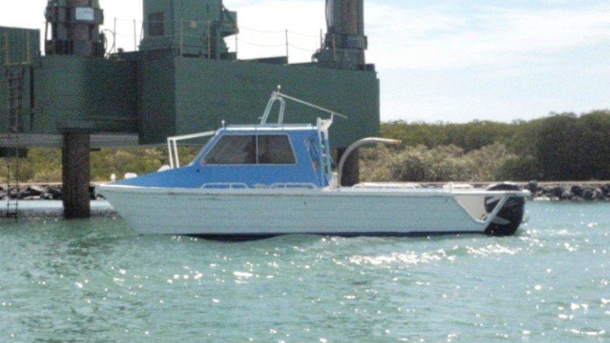 9.2m Crew Vessel