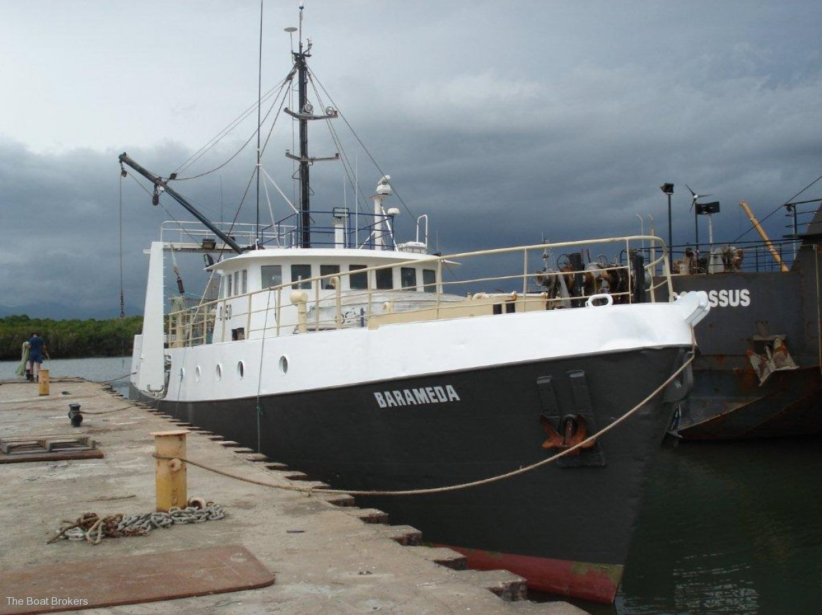 Used custom fishing vessel for sale boats for sale for Commercial fishing boats for sale west coast