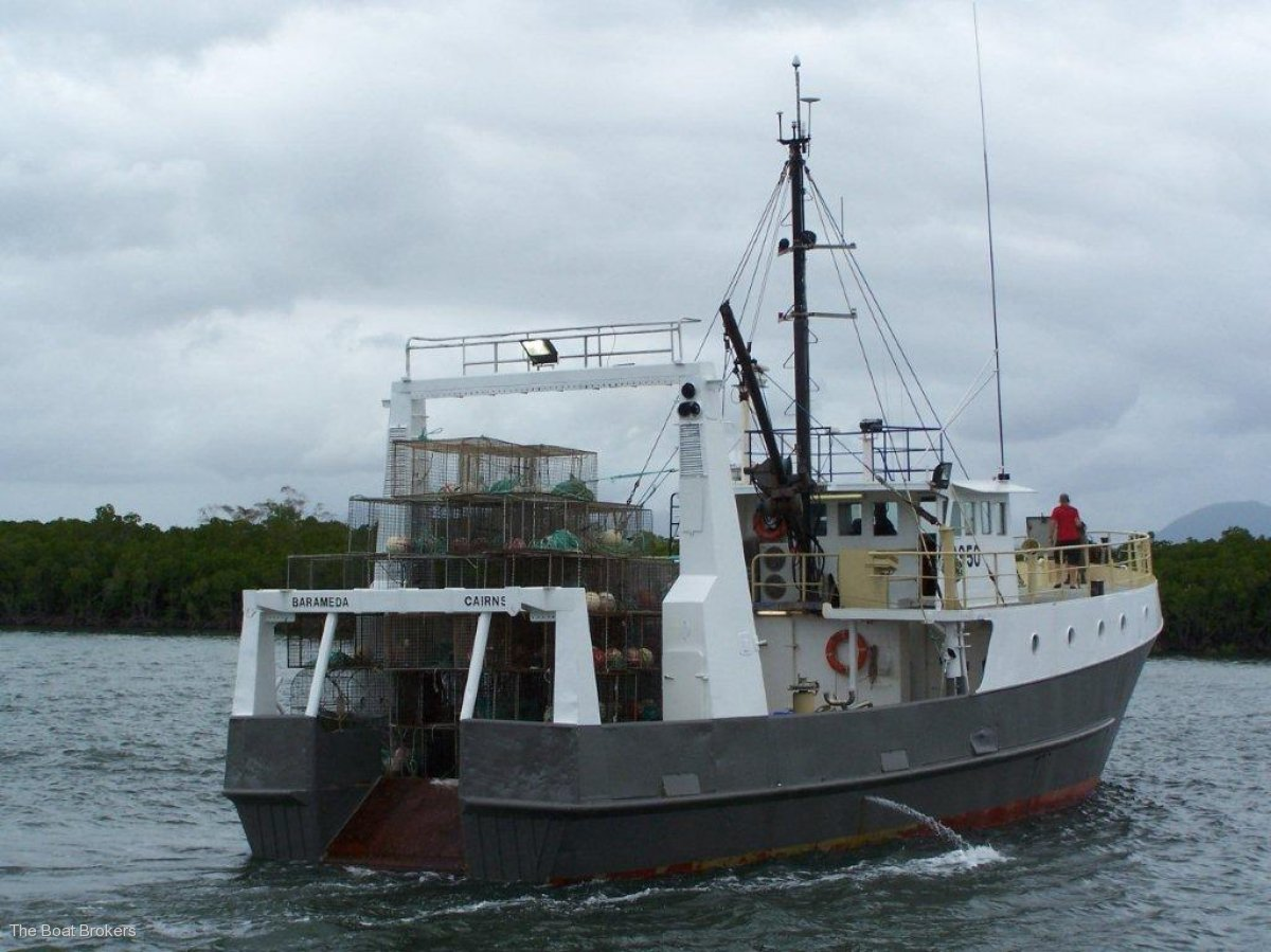 Custom Fishing Vessel