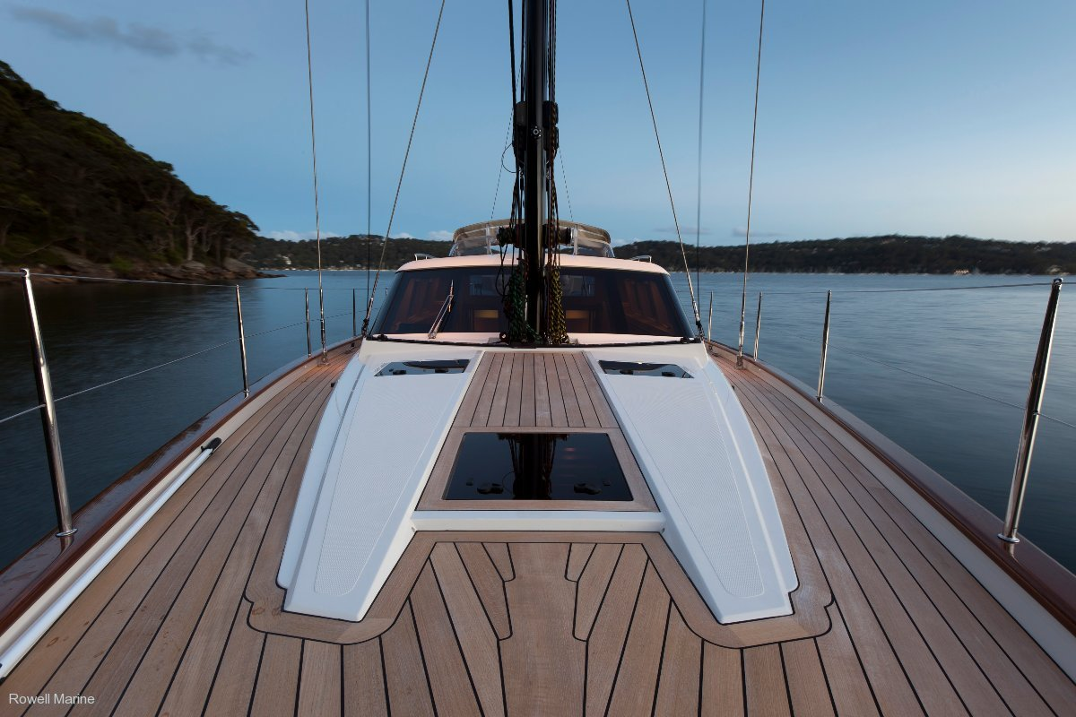 Buizen 52 Pilothouse 52 Pocket Super Yacht