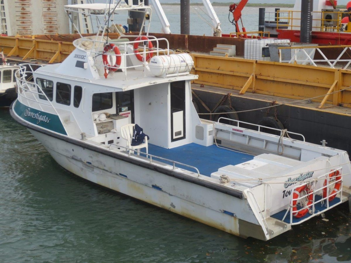 Westerberg Dive - Charter