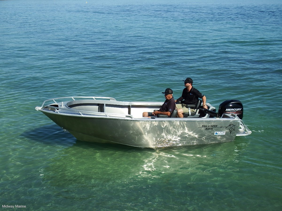 Fish Hunter 475 OPEN (BUILT TO ORDER!!)