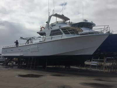 Conquest 55 CHARTER/FISHING VESSEL
