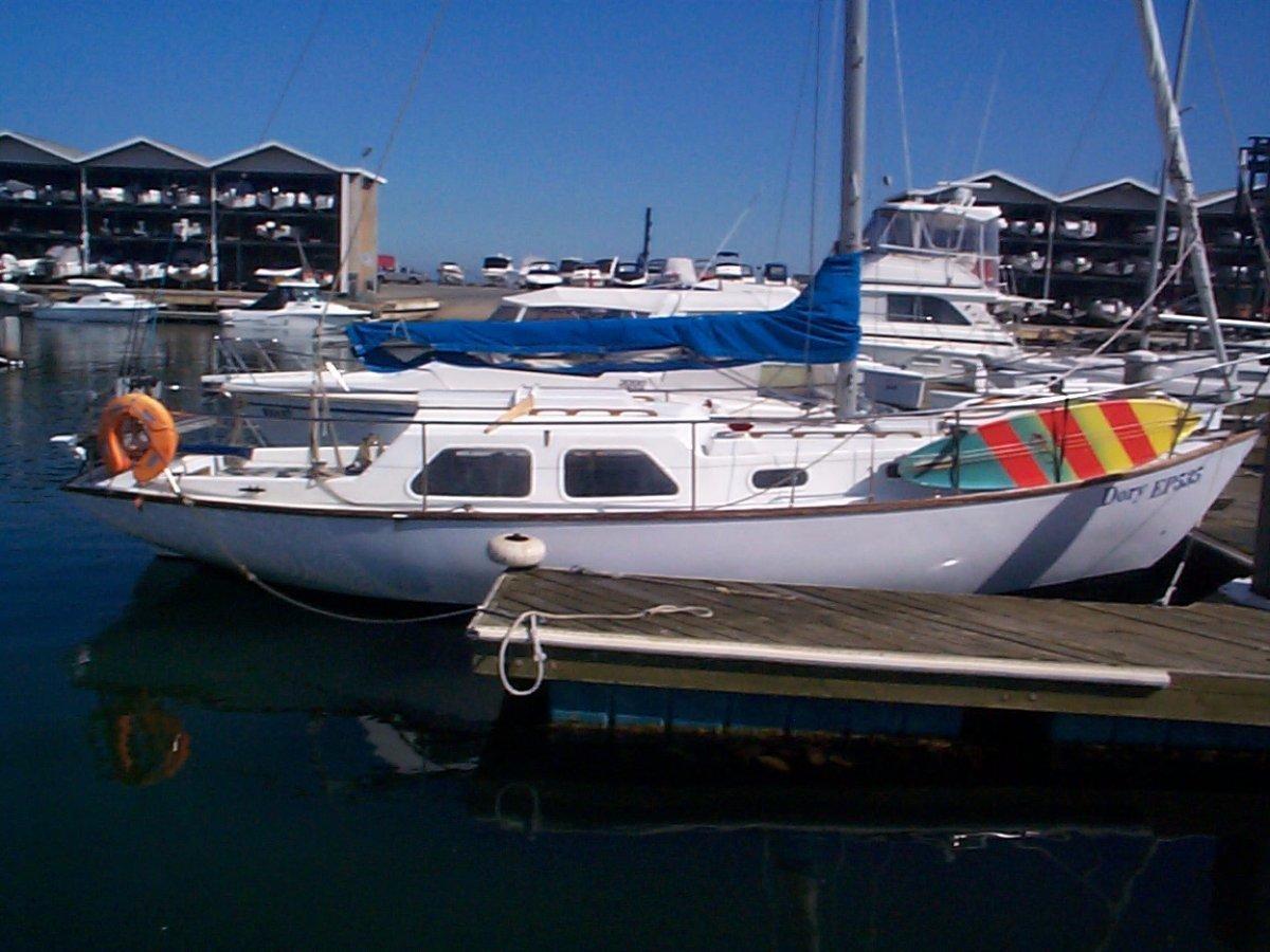 Herreshoff H28 Compass Yachts NZ H28