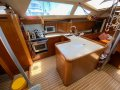 JFA 54 Lift swing keel performance sailing yacht