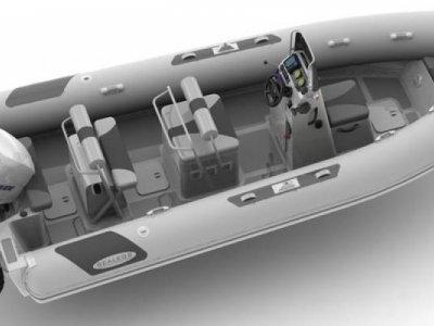 Sealegs 7.1m RIB Amphibious 7.1 AWD Rigid inflatable