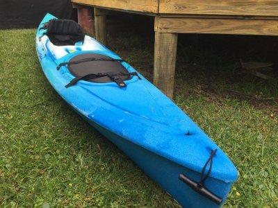15 Scupper Pro Ocean Kayaks