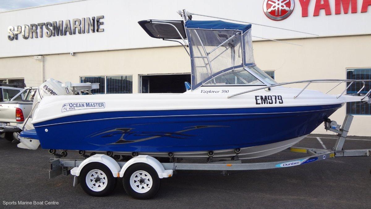 Ocean Master Explorer 590