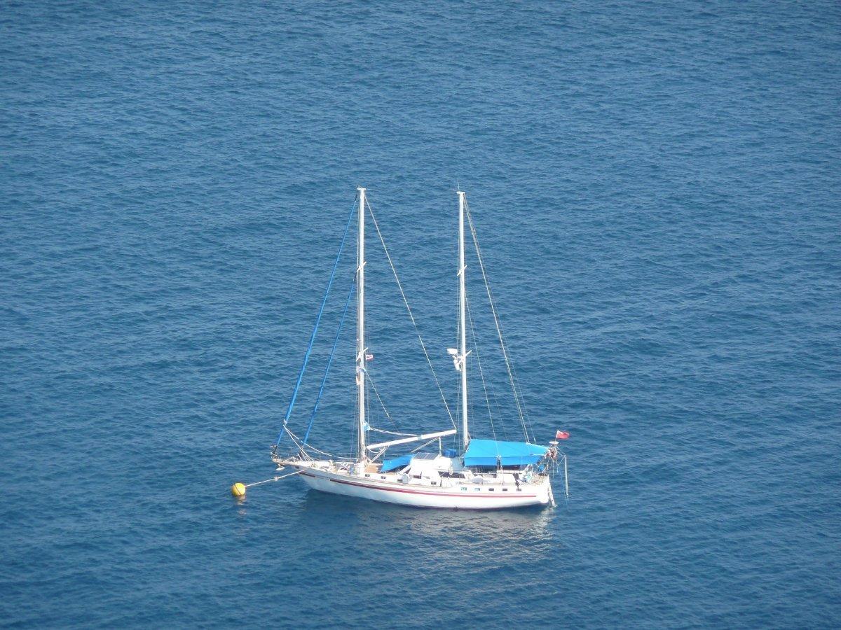 Mikado Grand Croisiere All weather schooner