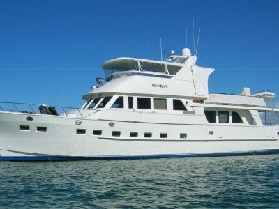 Outer Reef Grand Alaskan 24m Long Range Motor Yacht