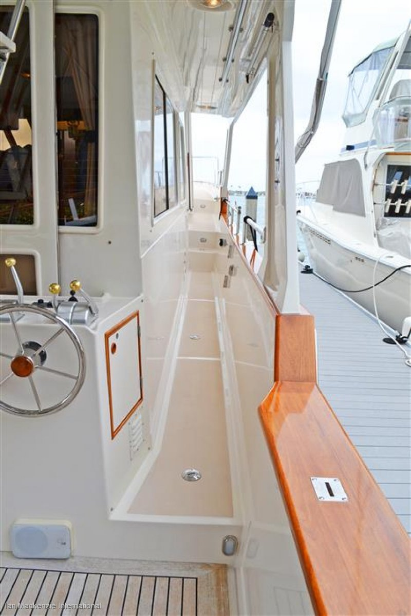 Offshore 55 Pilothouse Motoryacht