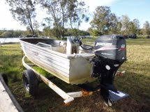 4.1m Workboat/Dinghy