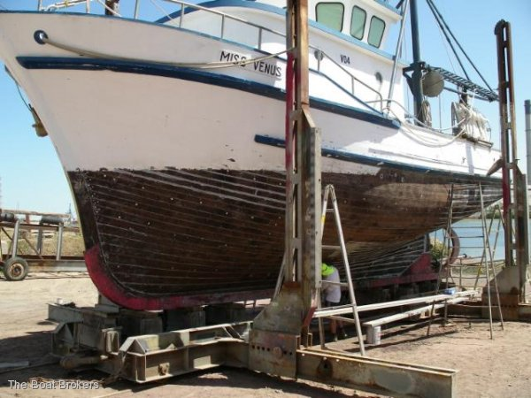 Timber Ex-trawler