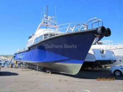 GBB 23.6m Commercial Charter/Oil & Gas Vessel