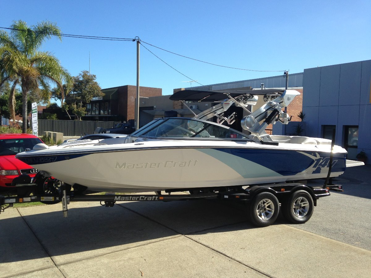 Mastercraft X-14v ALL SERIOUS OFFERS OVER $55,000 CONSIDERED